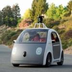Google a creat prima sa maşină autonomă