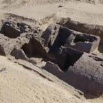 Un vechi cavou a fost descoperit în Egipt cu propria piramidă la intrare