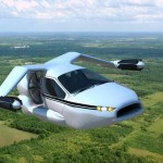 Maşina zburătoare poate deveni în curând un mijloc de transport urban