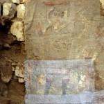Imagine a lui Isus: O imagine timpurie a lui Isus a fost descoperită în Egypt.