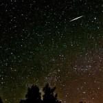 Ploaia de stele Eta Aquarids: coada Cometei Halley va  atinge Pământul
