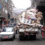Manshiyat Naser, oraşul gunoierilor