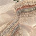 Fisură scoarţa terestră din Xinjiang