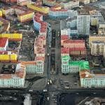 Norilsk – oraşul industrial depresiv din Rusia