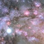 NASA dezvaluie construcţia timpurie a unei Galaxii imense