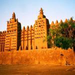 Poza zilei – Marea Moschee din Djenné
