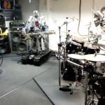 Compressorhead, primul robot band