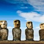 Polinezienii şi americanii nativi au contactat