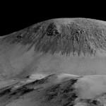Apa sărată pe Marte