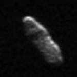 Asteroid enorm va trece şuierând pe lângă Pământ în Ajunul Crăciunului