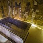 Cavoul lui Tutankhamon are o cameră secretă?