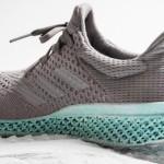 Adidas a creat prima gheată la imprimantă 3D din plasticul din ocean