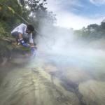 Misterios râu care fierbe