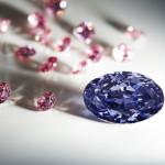 A fost găsit un Diamant Violet 'imposibil de rar'