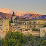 Cele mai frumoase castele din lume - Alhambra
