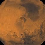 Recent NASA a detectat oxigen în atmosfera martiană
