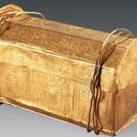 O ladiţă veche care ar putea conţine craniul lui Budha, a fost găsită în China