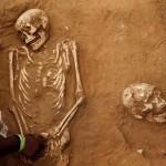 Primul cimitir filistin descoperit