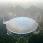 Chinezii au finisat construcţia celui mai mare telescop radio din lume