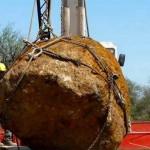 Tocmai a fost descoperit un meteorit gigantic în Argentina