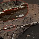 Pentru prima dată pe Marte a fost descoperit Bor