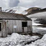 8 staţii de cercetare şi vânătoare de balene din Antarctica abandonate