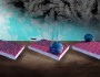 Material nou uimitor ce trece într-o clipă de la superhidrofobic la superhidrofil