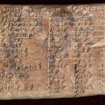 Această tăbliţă babiloniană de argilă de 3700 de ani a schimbat istoria matematicii