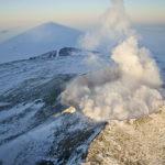 Au fost descoperiți aproape 100 de vulcani necunoscuți sub Antarctica