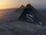 """Un mare """"spaţiu gol ascuns"""" a fost găsit în Marea Piramidă din Giza"""