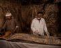 O mumie de 3500 de ani a fost găsită într-un mormânt uitat din Egipt