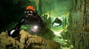 Sac Actun -Cea mai peşteră subacvatică