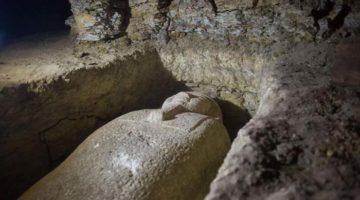 Sarcofag descoperit în Egipt