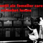 Invenții femeii