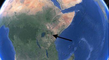 Marea crăpătură în riftul Africii de Est este o dovadă a divizării continentului în o două