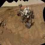 Blocuri de construcţie a vieţii au fost găsite pe Marte
