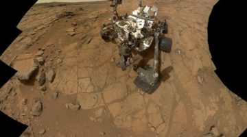 Roverul Curiosity a descoperit compuşi organici pe Marte