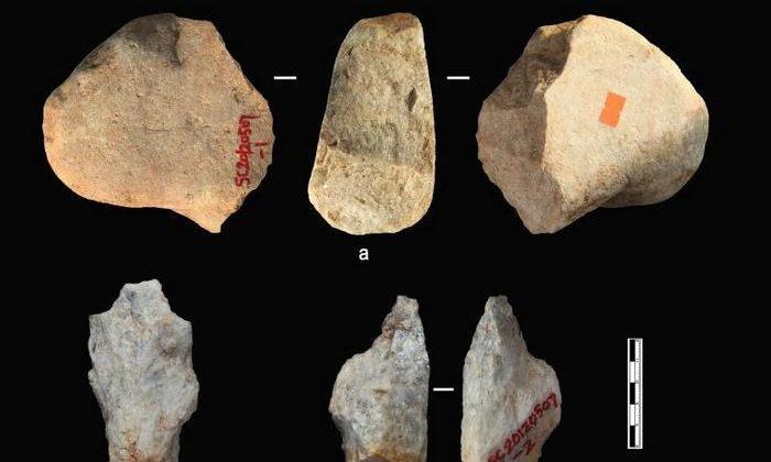 Cele mai vechi unelte din afara Africii