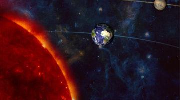 Marte la cea mai mică distanţă de Pământ