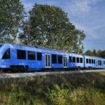 Primul tren din lume alimentat cu hidrogen