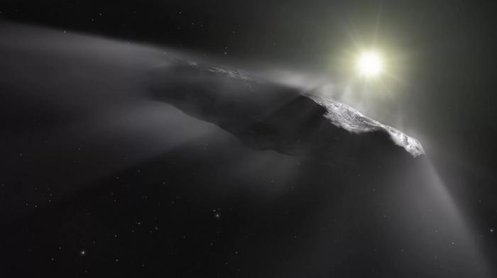 'oumuamua - vizitator interstelar