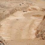 Rampa posibil utilizată pentru construcţia Marei Piramide