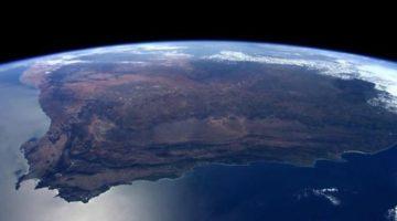 Anomalie misterioasă deasupra Africii