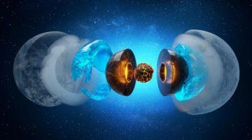 Apă supraionică în planetele gigantice