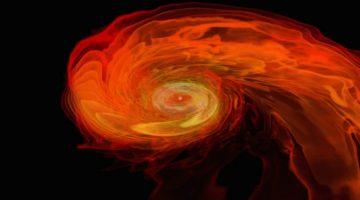 Coliziune stele neutronice - formarea elementelor grele