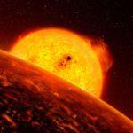 Tranzitarea planetei prin faţa unei stele