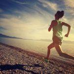 Femeie ce aleargă