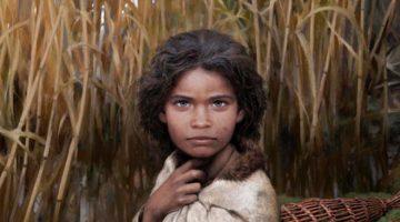 Femeie din neolitic