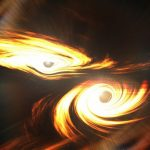 cea mai mare şi stranie coliziune a găurilor negre